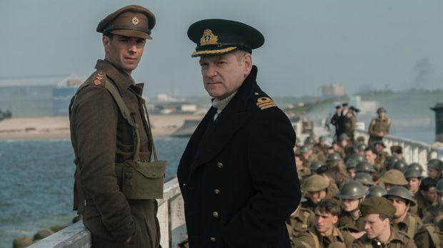 Dunkirk menghadirkan visual dan audio yang dahsyat.