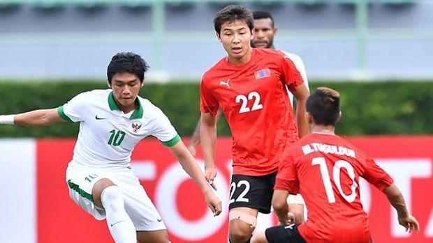 Timnas Indonesia U-22 tampil impresif ketika mengalahkan Mongolia.