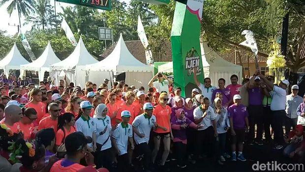 Banyuwangi Ijen Green Run 2017