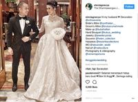 stevianne agnecya mantan istri samuel rizal menikah