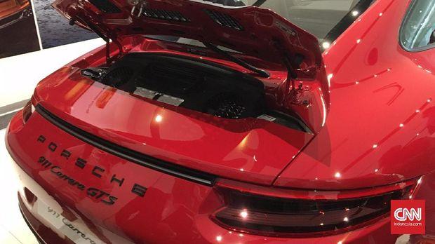Legenda 911 Carrera GTS Sport Mengaspal di Indonesia
