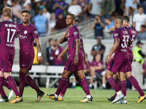 City Difavoritkan Juarai Liga Inggris 2017/2018