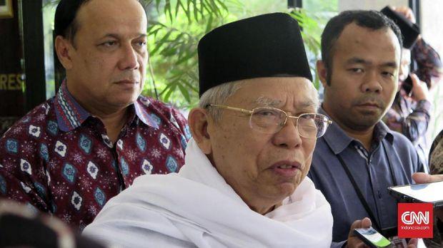 KH Ma'ruf Amin mengungkapkan saat itu tentara dan polisi belum terkonsolidasi sehingga, kiai dan satri mengonsolidasikan diri untuk mempertahankan kemerdekaan Indonesia.