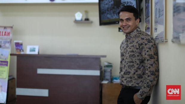 Sahrul Gunawan sadar bahwa kariernya di dunia hiburan sudah tidak seperti dahulu.