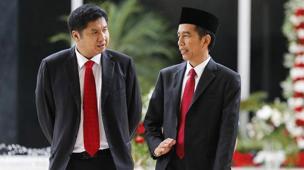 Maruarar Sirait (kiri) kembali menjadi Ketua Steering Committee di Piala Presiden 2018. (