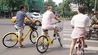 Startup Sewa Sepeda yang Diremehkan, Kini Bernilai Triliunan