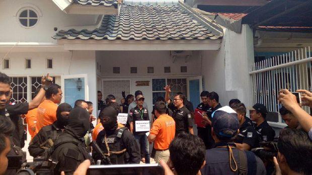 Komplotan Mafia 1 Ton Sabu Sewa Rumah Rp 20 Juta per Tahun