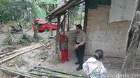 Begini Kondisi Rumah Pak Jae yang Dibantu Jokowi Berkat Mbah Diro