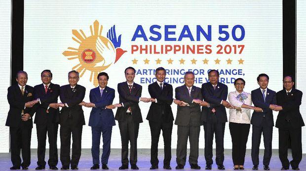 Pertemuan Tingkat Menteri ASEAN ke-50 di Manila, Filipina