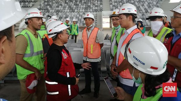 IPNAGOC hanya mendapat dana Rp1,7 triliun untuk menggelar Asian Para Games 2018.