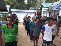 Saat Susi Temui ABK Vietnam Pencuri Ikan yang Ditangkap