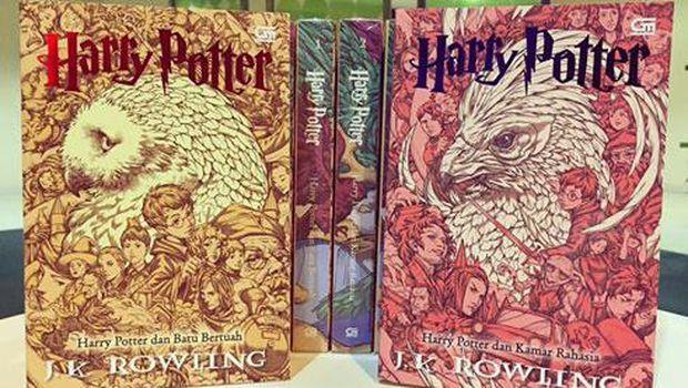 Kenalan dengan Ilustrator Sampul Harry Potter Versi Indonesia, Nicholas Filbret!