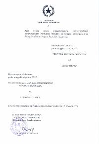 Jokowi Sahkan Perpres Roadmap e-Commerce