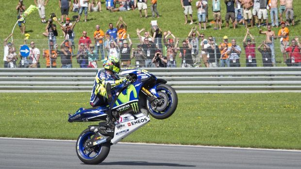 Valentino Rossi berharap meraih hasil bagus meski start di posisi ketujuh.
