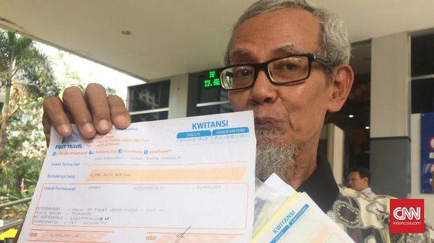 Tipu-Tipu Jemaah, Fisrt Travel Raup Untung Ratusan Miliar