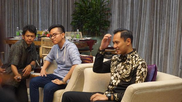 SBY-AHY di Antara Diplomasi Nasi Goreng dan Gudeg Bubur Lemu
