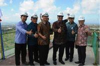 Menteri Pariwisata Arief Yahya berkunjung ke GWK (Foto: dok. Kemenpar)