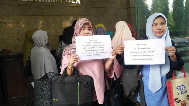 Skenario Besar Selamatkan Rp 550 Miliar Jemaah First Travel