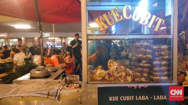 Festival Kuliner Serpong, dari Kue Cubit hingga Nasi Cikur