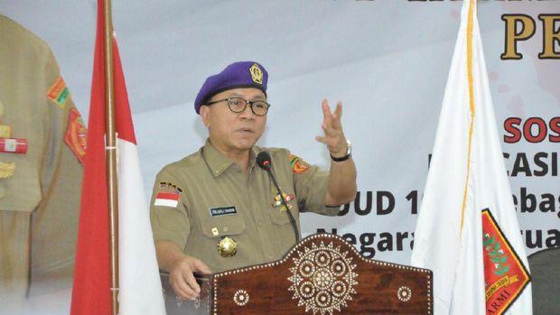 Ketua MPR: Inti Demokrasi Pancasila adalah Keberpihakan Pada Rakyat
