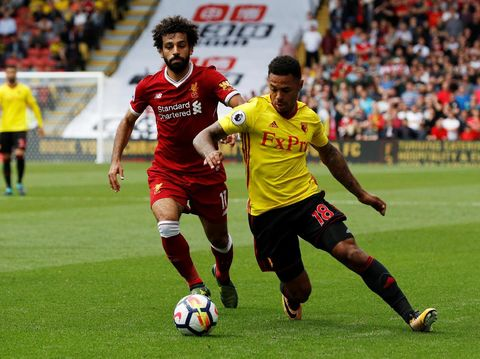 Watford vs Liverpool Berakhir 3-3