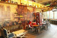 Malam Ini Mau Bersantai? Mampir Saja ke Kafe Bertema Hobbit dan Vintage yang Cozy Ini