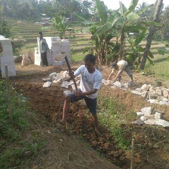 Semangat Warga Bedah Rumah Pak Jae yang Dapat Bantuan dari Jokowi