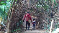 Menikmati Suasana Hutan di Tengah Kota Bandung