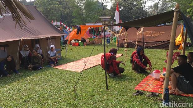 Persiapan jelang Raimuna Nasional XI Gerakan Pramuka