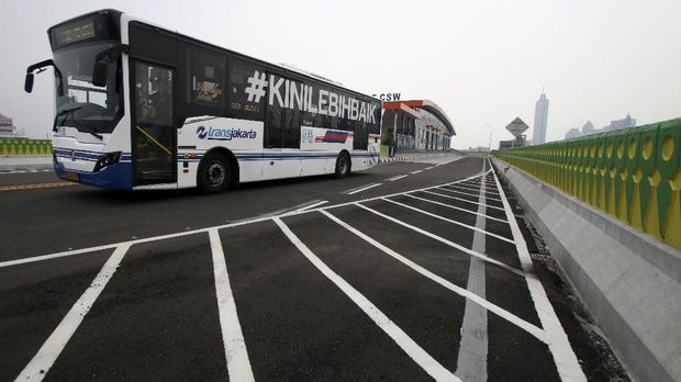 Jalan Layang Khusus Busway, Langkah Keras Cinta Angkutan Umum