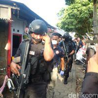 Penangkapan di Bandung/
