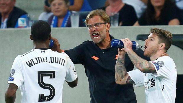 Kemampuan Juergen Klopp mulai dipertanyakan sebagian suporter Liverpool.