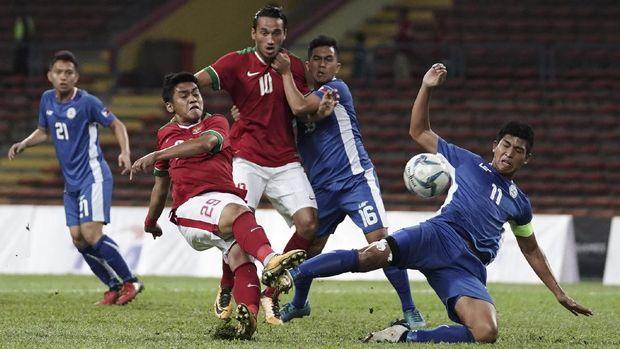 Timnas Indonesia naik ke posisi dua klasemen Grup B usai mengalahkan Filipina.