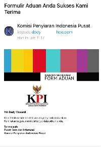 Presenter tvOne Diadukan ke KPI Soal Pernyataan 'Rekening Gemuk' Jokowi
