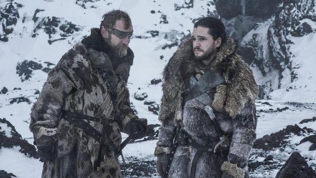 Game of Thrones berturut-turut masuk dalam nominasi Golden Globes.