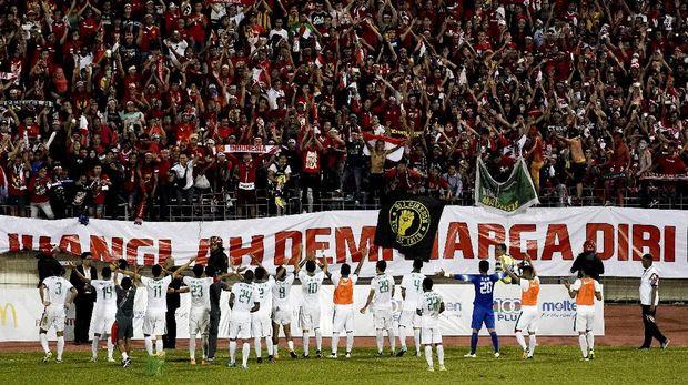 Indonesia punya semua sumber daya untuk meraih sukses di sepak bola Asia.