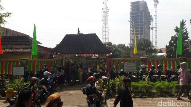 TK Mexindo di Bogor /