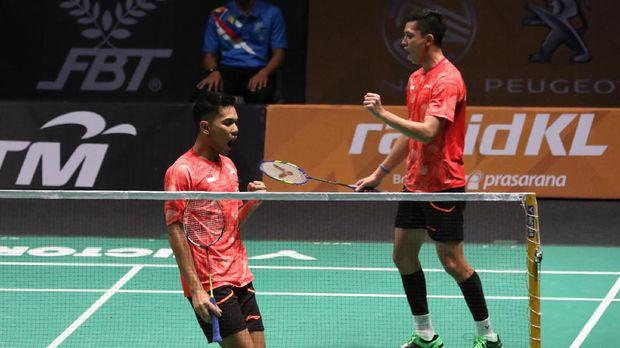 Fajar Alfian/Muhammad Rian Ardianto kembali rasakan final setelah November 2017.