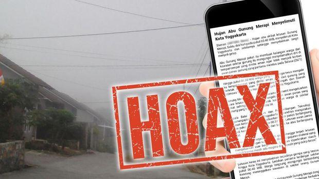 Beredar Kabar Kabut di Yogya Imbas Aktivitas Merapi, Benarkah?