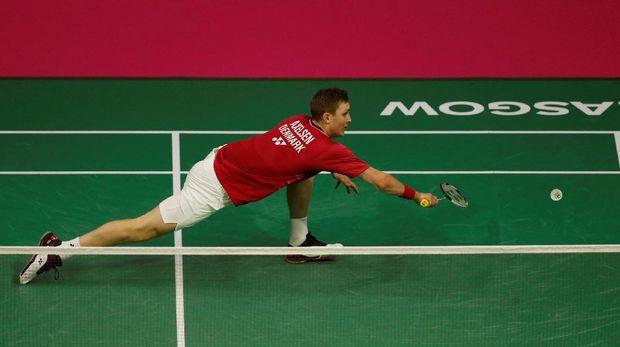 Viktor Axelsen akan meramaikan persaingan di Indonesia Masters.