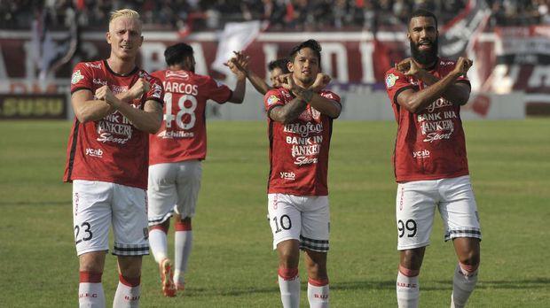 Bali United gagal mencapai kesepakatan kontrak baru dengan Sylvano Comvalius.