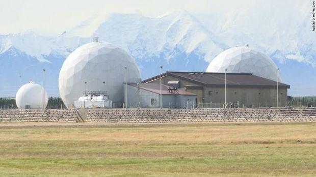 Kompleks pertahanan rudal AS di Alaska