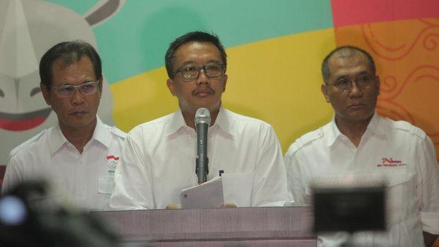 Kemenpora RI mengakui masih kesulitan dalam memanfaatkan anggaran Asian Games 2018. (