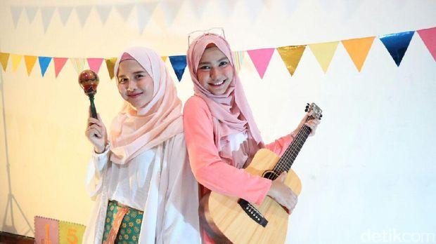 Echa dan Kanya dari Sarang Cerita, 'Rumah' Dongeng bagi Anak-anak