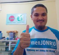 Jonru Ginting /