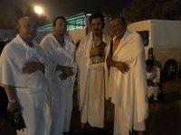 Naik Haji, Eggi Sudjana Bertemu Habib Rizieq di Arafah
