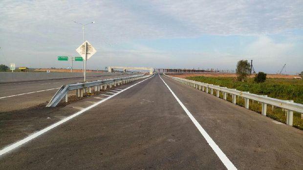 Tol Palembang-Indralaya