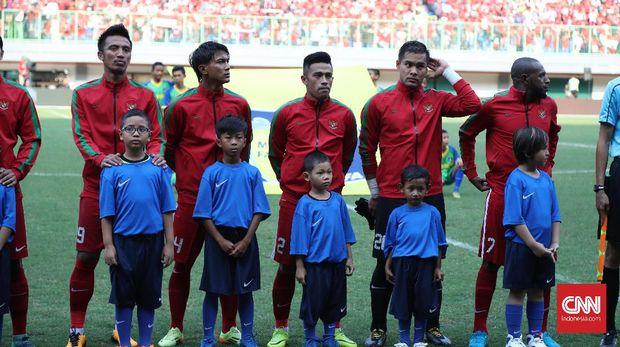 Timnas Indonesia terus berupaya mencari lawan-lawan tangguh pada laga uji coba. (