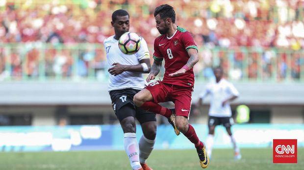 Stefano Lilipaly punya peluang masuk tim Indonesia Seleksi untuk melawan Timnas Islandia.