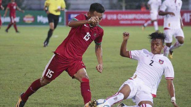 Saddil Ramdani menjadi andalan Timnas Indonesia U-19 di sayap kiri.